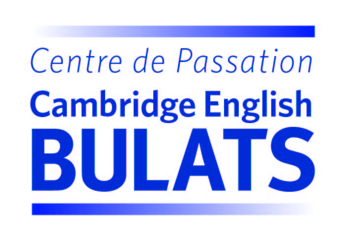 logo Centre de passation BULATS Cambridge
